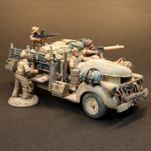 LRDG Command Vehicle