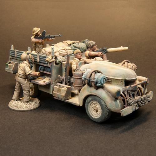 LRDG Command Vehicle