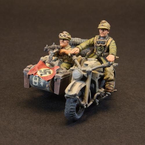 DAK m/c + sidecar (1Pk)