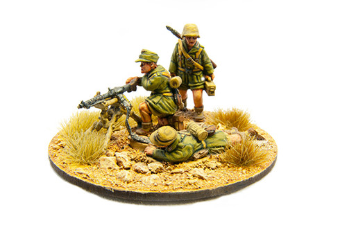 DAK MG 34  Team (1/Pk)