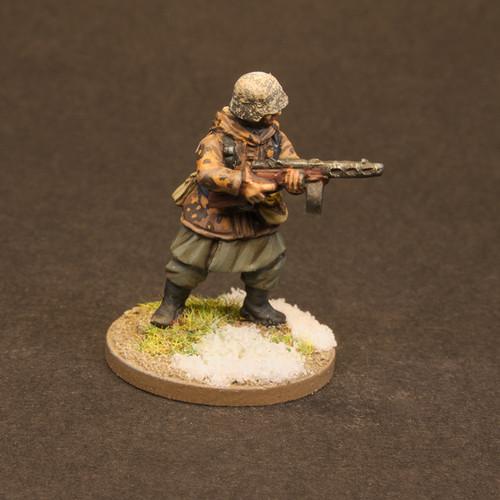 German Winter Squad 4 (PPSh-41) (4/Pk)