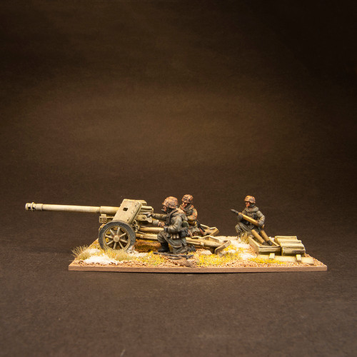German Winter - PAK 40 + crew