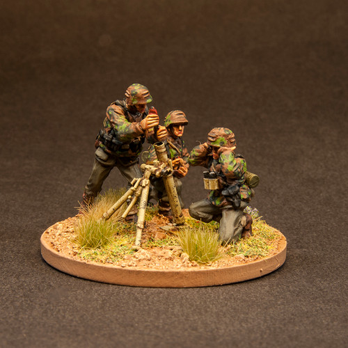 Waffen SS - Fire Support 1 (HMG + 81mm)