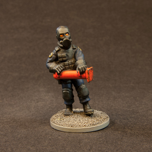 SWAT - Team Bravo (8/Pk)