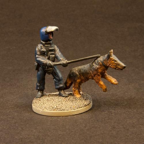 Police Dog Team (5/Pk)