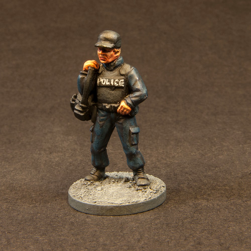 Police Support Team Three (6/Pk)