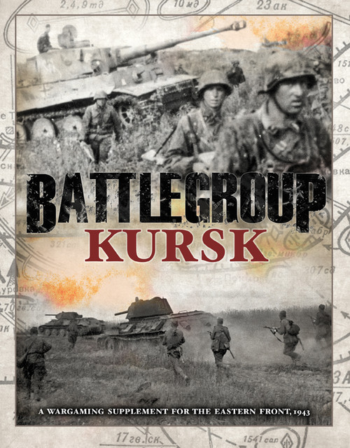 Battlegroup Kursk - Soft back book