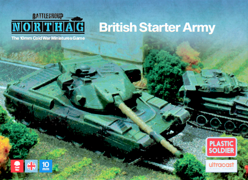 British Starter Army (10mm Scale)