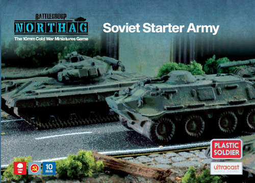 Soviet Starter Army (10mm Scale)
