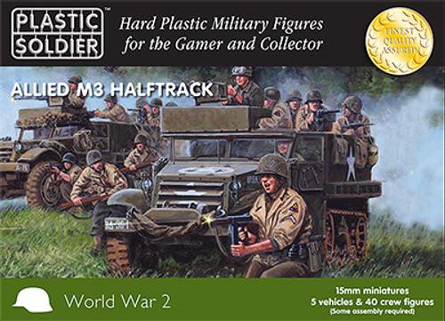 15mm M3 Halftrack