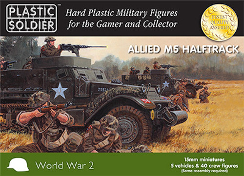 15mm M5 Halftrack