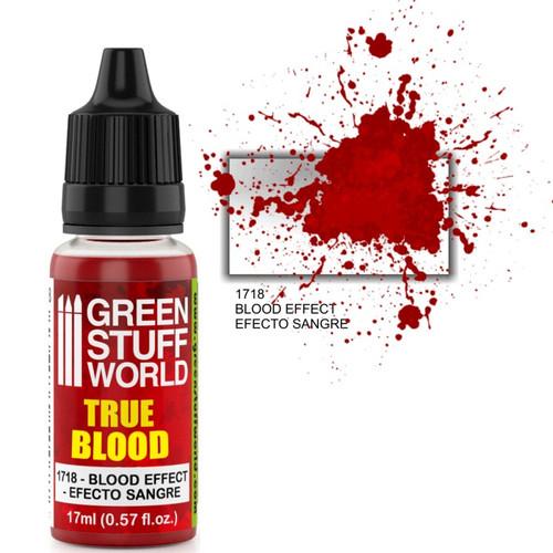 Blood Effect Paint
