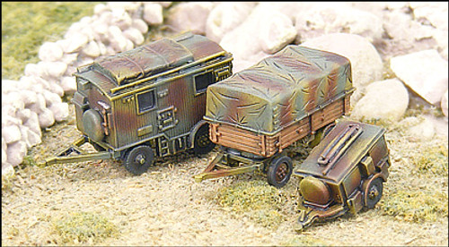 German Trailers - G585