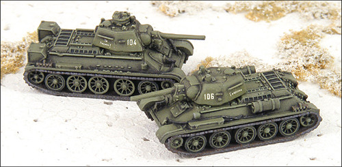 T-34/76 Model 1943 - R18