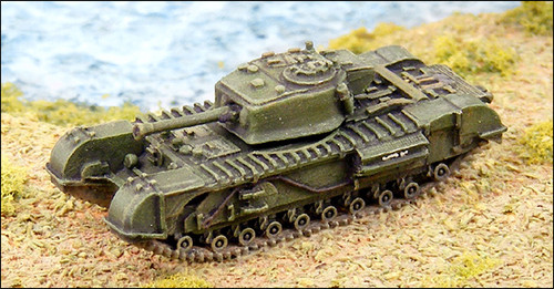 Churchill VII - UK55
