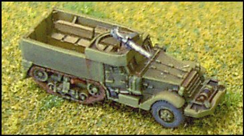 M3/M3A1 Halftrack - US51