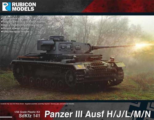Panzer III Ausf H/J/L/M/N
