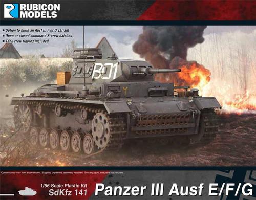 Panzer III Ausf E/F/G