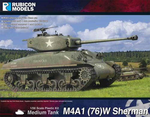 M4A1(76)W Sherman- LH