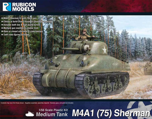 M4A1(75) Sherman - DV & SH