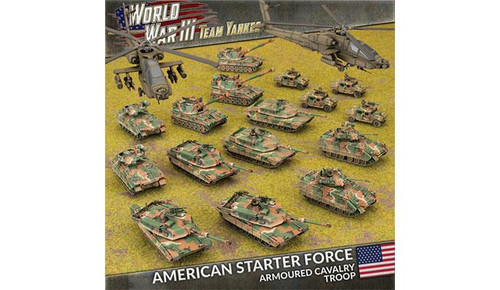 Team Yankee World War III: American Starter Force