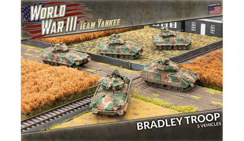 Team Yankee World War III: Bradley Troop