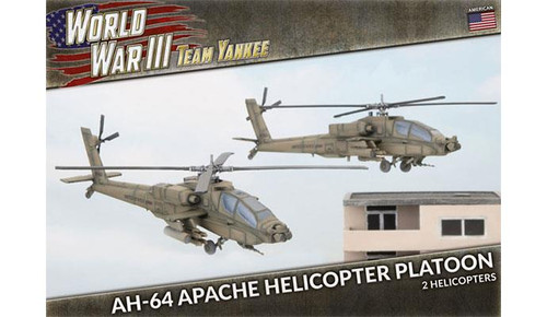 Team Yankee World War III: AH-64 Apache Helicopter Platoon