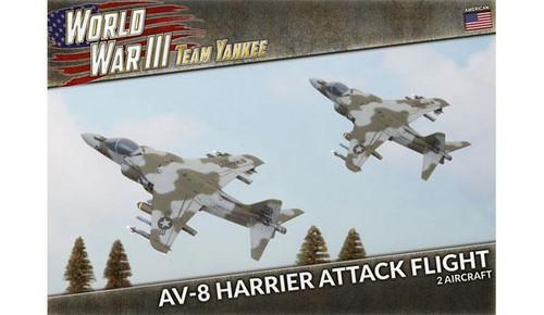 Team Yankee World War III: AV-8 Harrier Attack Flight