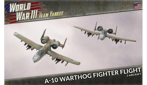 Team Yankee World War III: S-10 Warthog Fighter Flight