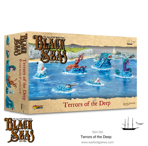 Black Seas: Terrors of the Deep