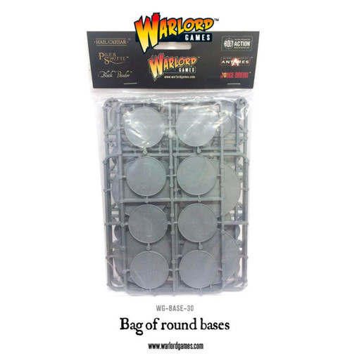 Warlord Games - Round Bases
