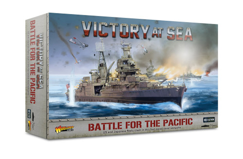 Victory At Sea: Starter Box - Battle For The Pacific