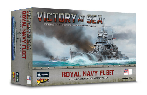 Victory at Sea: Royal Navy Fleet