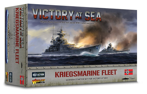 Victory at Sea: Kreigsmarine Fleet