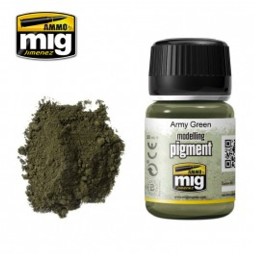 AMMO: Pigments - Army Green (35ml)