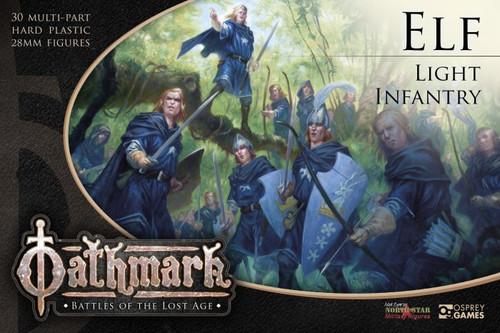 Oathmark - Elf Light Infantry