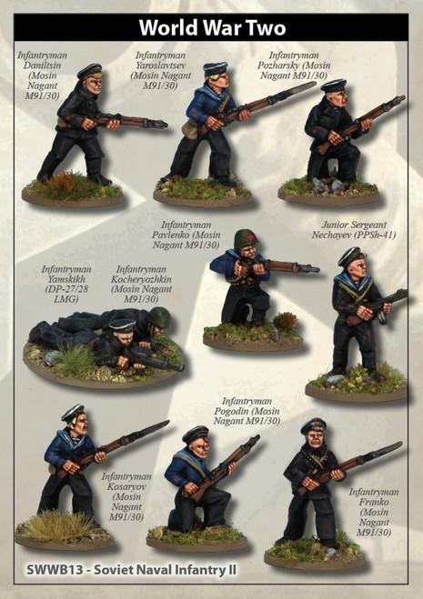 Soviet Naval Infantry II