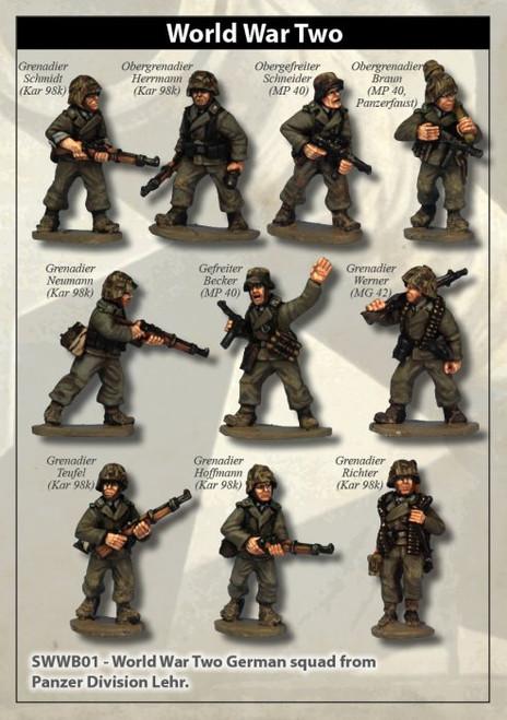 Panzer Lehr Grenadier Squad