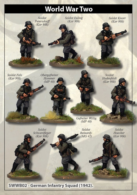 German Infantry Squad (1942)