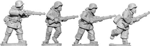 Late War German Rifles 1 (Winter)