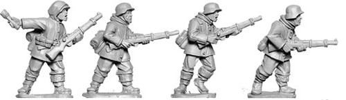Late War German Rifles 2 (Winter)