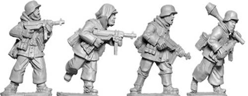 Late War German MP40s (Winter)