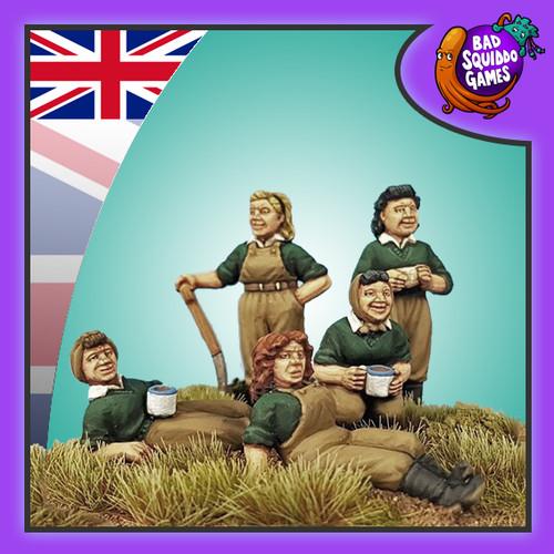 Women's Land Army (Picnic)