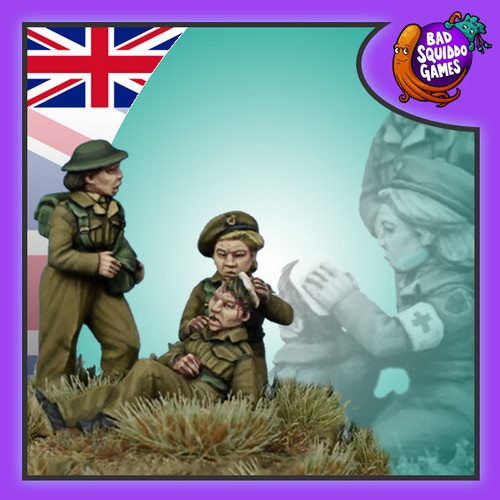 British Field Medics