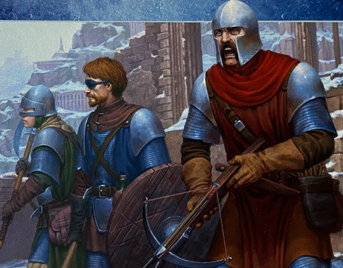 Frostgrave Version II: Knights