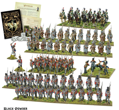 Black Powder: Waterloo 2nd edition Starter Set