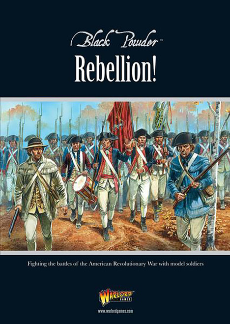 Black Powder: Rebellion! (American War of Independence)