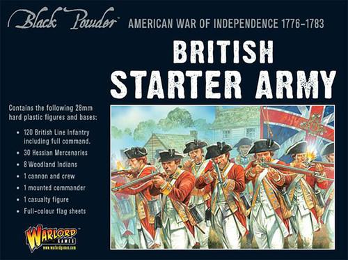 Black Powder: British Army starter set