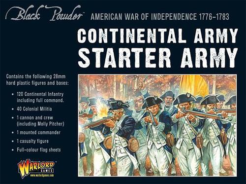 Black Powder: Continental Army starter set