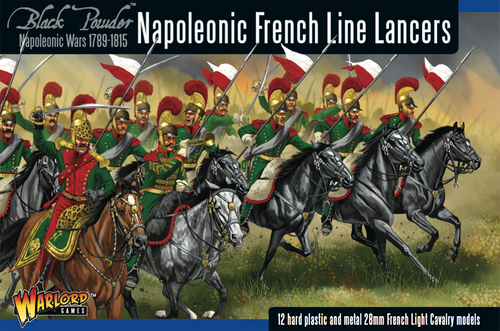 Black Powder: French Line Lancers